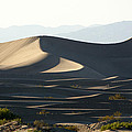 Death Valley Dunes by Wes and Dotty Weber