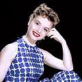 Debbie Reynolds, C. 1950s by Everett