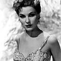 Debra Paget, Ca. Mid-1950s by Everett