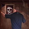 Deep Into The Mirror by David Dehner