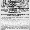 Deere Plow, 1869 by Granger
