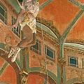 Degas: Miss La La by Granger