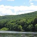 Delaware Water Gap Scenery by Sonali Gangane