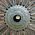 Deleon Springs Wheel Spoke by Alice Gipson