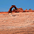 Delicate Arch by Andre Salvador
