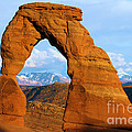 Delicate Arch Closeup by Adam Jewell