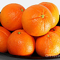 Delicious Cara Cara Oranges by Barbara Griffin
