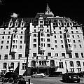 delta bessborough hotel downtown Saskatoon Saskatchewan Canada by Joe Fox