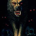 Demon Wolf by MGL Studio - Chris Hiett