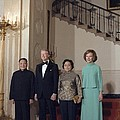 Deng Xiaoping Jimmy Carter Madame Zhuo by Everett