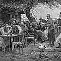 Denmark: Fishermen, 1901 by Granger