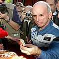 Dennis Tito, First Space Tourist by Ria Novosti