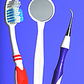Dental Equipment by Photo Researchers, Inc.