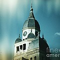 Denton County Courthouse by Angela Wright