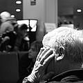 Departures Waiting by Marius Swanepoel