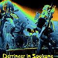 Derringer In Spokane by Ben Upham