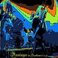 Derringer Rock Spokane 1977 by Ben Upham