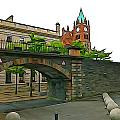 Derry Walls by Charlie and Norma Brock