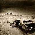 Desert Arizona Usa by Simon Marsden