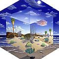 Desert On My Mind by Snake Jagger