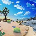 Desert Timeline by Snake Jagger