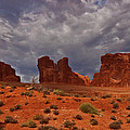 Desert Walls by Karen Ulvestad