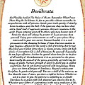 Desiderata Aztec Sunstone by Desiderata Gallery