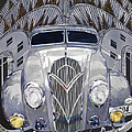 Desoto And Deco Design by Mike Hill
