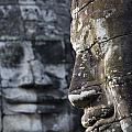 Detail Of Some Of The  216 Giant Faces by Axiom Photographic