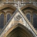 Detail Of Westminster Abbey by Axiom Photographic