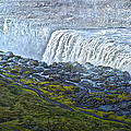 Dettifoss Waterfall Iceland by Gregory Dyer