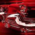 Devilish Hot Rod by Randy Harris