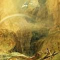 Devil's Bridge by Joseph Mallord William Turner