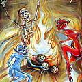 Devil's Inferno by Heather Calderon