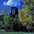 Devil's Tower Autumn by Rich Walter