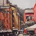 Dia De Compras Na Riviera by Jorge Tennorio