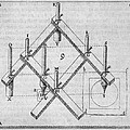 Diagram Of A Pantograph by Middle Temple Library