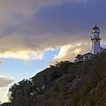 Diamond Head Lighthouse 1 by Eddie Freeman