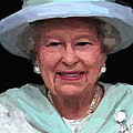 Diamond Queen Elizabeth 2