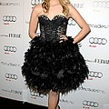 Dianna Agron At Arrivals For Audi by Everett