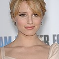 Dianna Agron At Arrivals For I Am by Everett