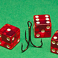 Dice Red Hook 1 A by John Brueske