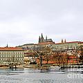 Die Moldau - Prague by Christine Till