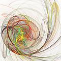 Diffusion  by Betsy Knapp