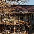 Dilapidated Farmhoue by Douglas Barnett
