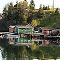 Dildo Newfoundland by Gord Patterson