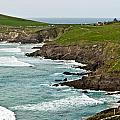 Dingle Peninsula Sea Shore 1 by Douglas Barnett