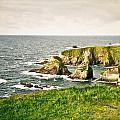 Dingle Peninsula Shoreline 3 by Douglas Barnett