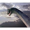 Dinosaur Sky by Brian Wallace