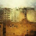 Dirty City View by Osvaldo Hamer